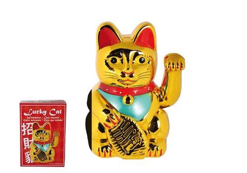 Lucky Cat goud