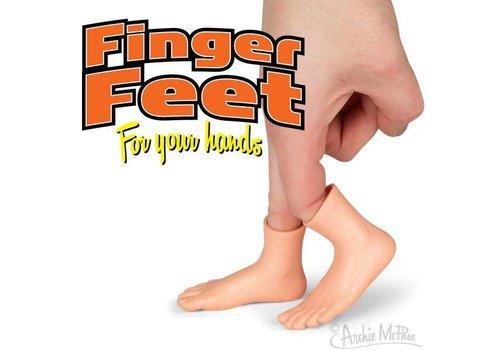Cortina Fingerpuppet - Feet - Mini Voet