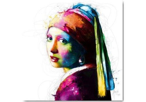 Vermeer pop 30x30