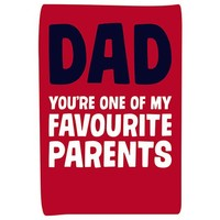 Dad you're one of my favourite parents