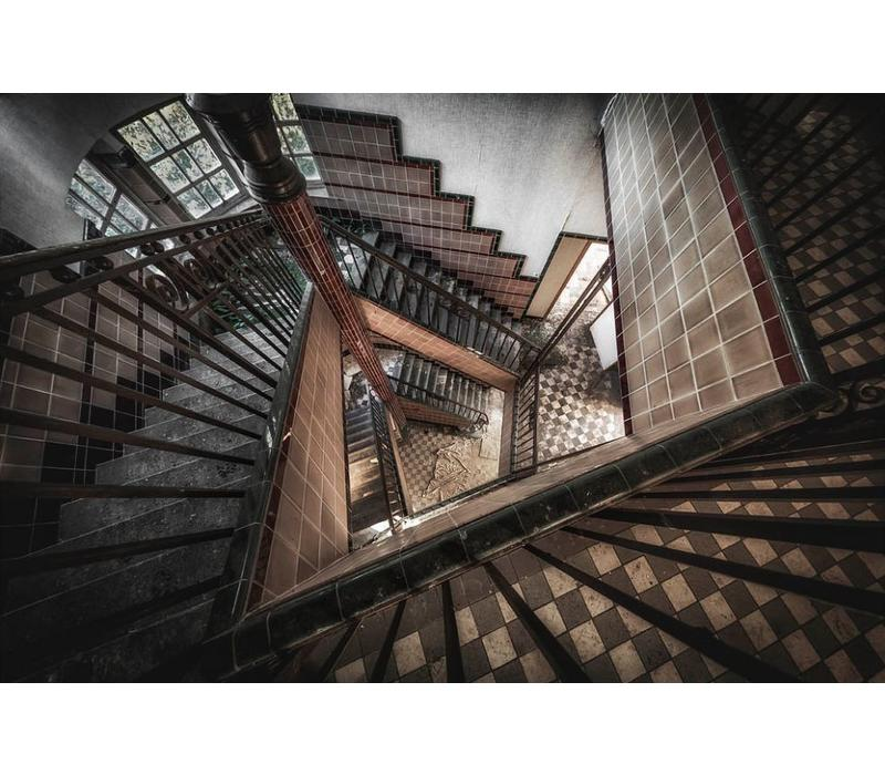 Abondoned Staircase