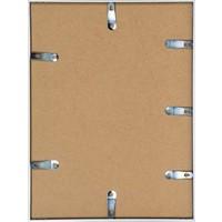 Aluminium lijst mat zilver – 28x35cm