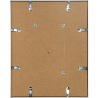 Aluminium lijst mat zilver – 50x65cm