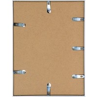 Aluminium lijst mat zwart – 24x30cm