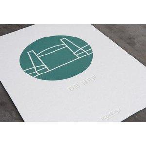 Artprint de Hef
