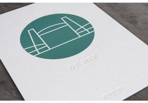 ICON010 Artprint de Hef