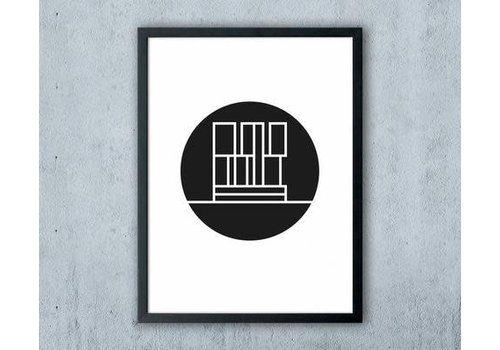 ICON010 Poster de Rotterdam