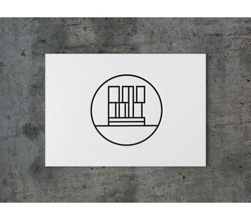 Ansichtkaart de Rotterdam