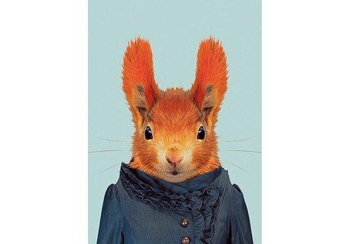 Klang und Kleid Red Squirrel