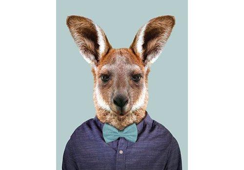 Klang und Kleid Red Kangaroo