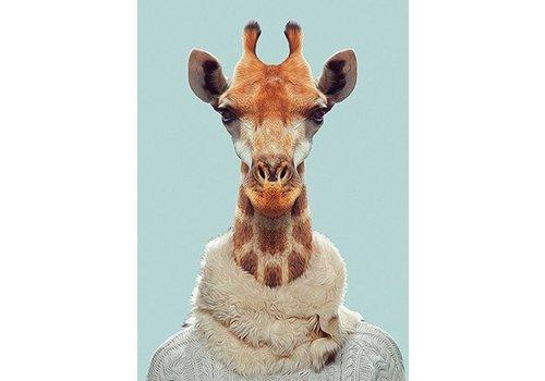 Klang und Kleid Giraffe