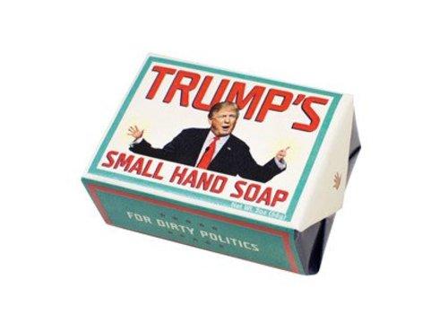 Cortina Soap - Trump's Small Hand Soap - Zeep Donald Trump