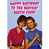 Happy birthday to the bestest bestie ever!