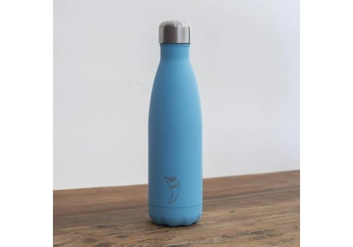 Chilly's Chilly's bottle 500ml pastel blue