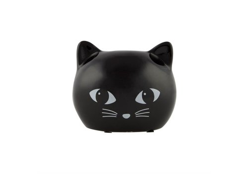 Sass & Belle Black Cat Moneybox