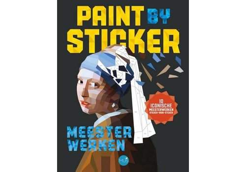 BBNC Paint by stickers meesterwerken