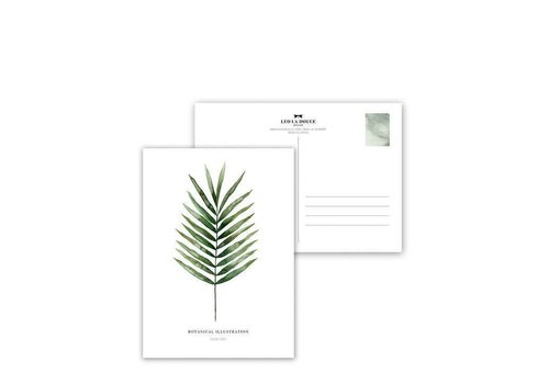 Leo La Douce Palm Leaf