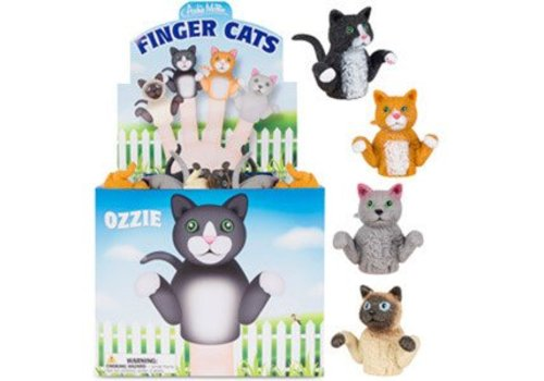 Cortina Finger Cats - Kat voor op je vinger