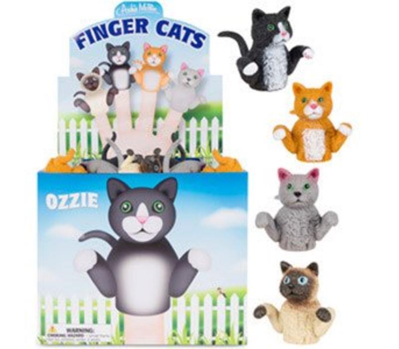 Finger Cats - Kat voor op je vinger