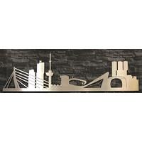 RVS Skyline Rotterdam middel