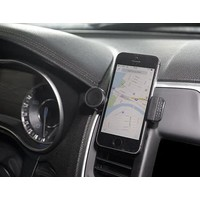 Smartphone houder voor in de auto