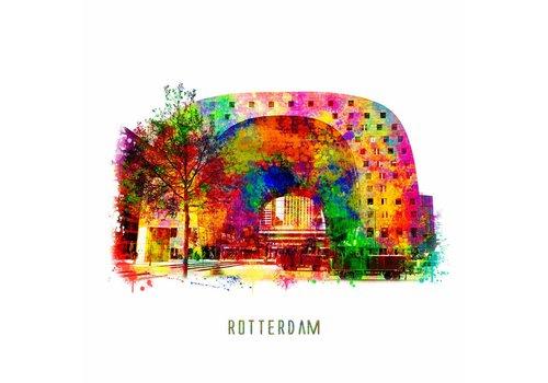 Ben Kleyn De Markthal – Pop Art