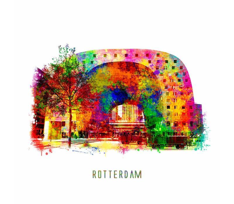 De Markthal – Pop Art
