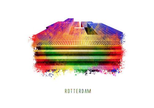Ben Kleyn De Rotterdam – Pop Art