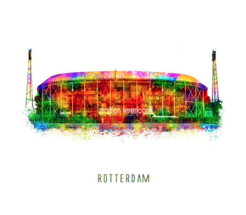 Stadion – Pop Art