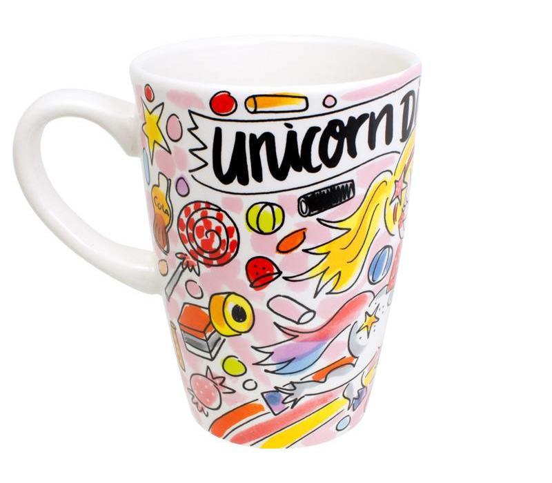 Unicorn mok XL