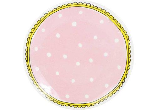 BLOND AMSTERDAM PLATE 18 CM dot