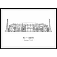 Stadion 21x29,7cm
