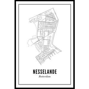Wijck Poster 50x70 - Nesselande