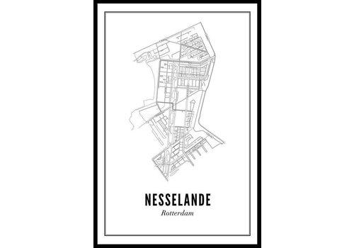 Wijck Poster Nesselande 50x70