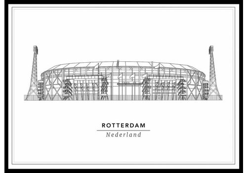 Cityprints Stadion 10x15cm
