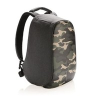 Bobby compact rugtas camouflage groen