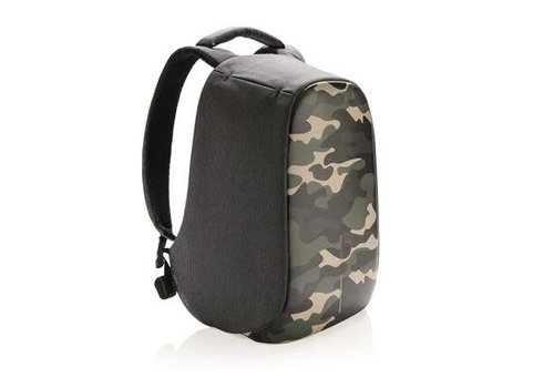 Bobby compact camouflage groen