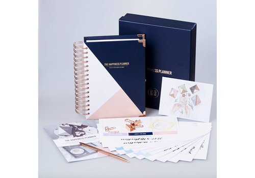 The Happiness Planner The Happiness Planner 2018 Midyear NAVY