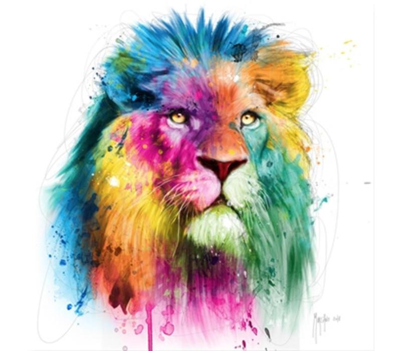 Leeuw - Pop art