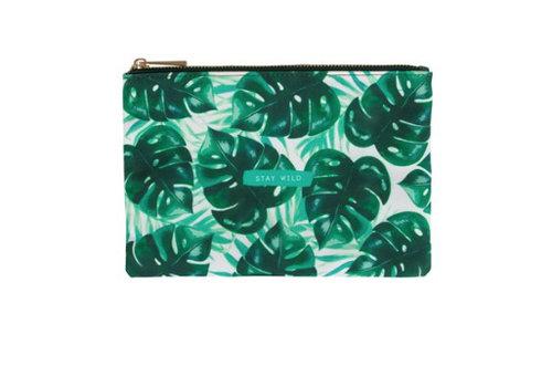 Sass & Belle Botanical Jungle pouch