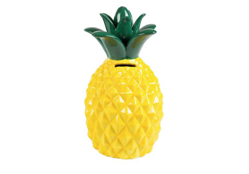 Sass & Belle Tropical ananas spaarpot