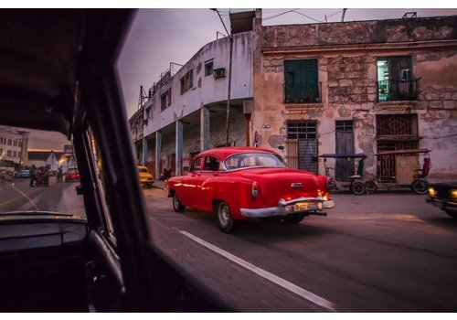 Peter Hagenouw Cuba Car