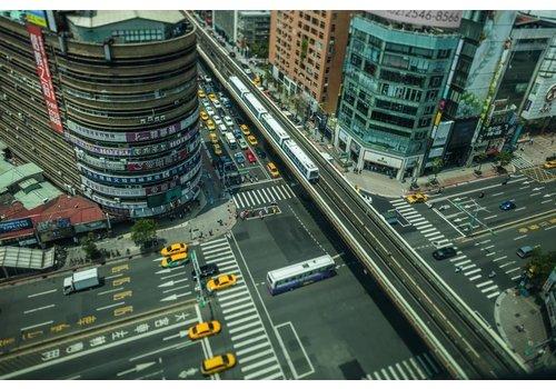 Peter Hagenouw Taipei square