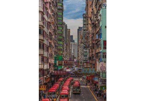 Peter Hagenouw Hong Kong bussen