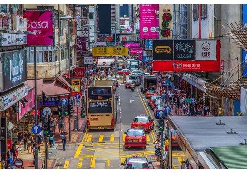Peter Hagenouw Hong Kong Street