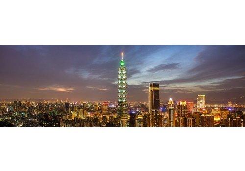 Peter Hagenouw Taipei skyline panorama