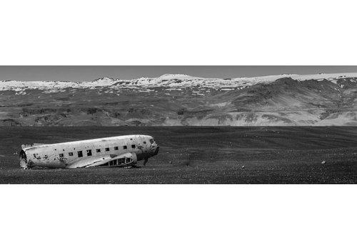 Peter Hagenouw Vliegtuig wrak panorama