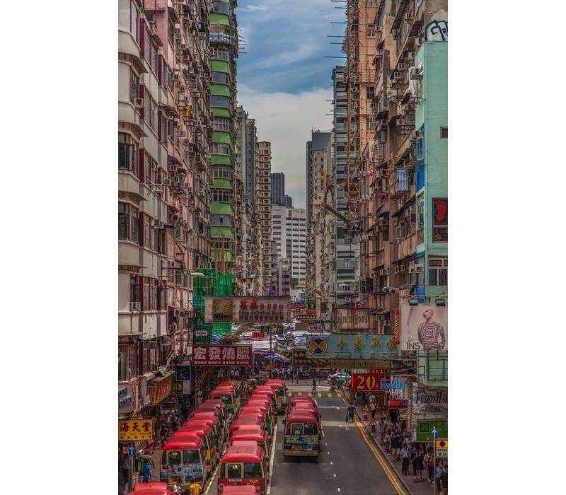 Hong Kong bussen