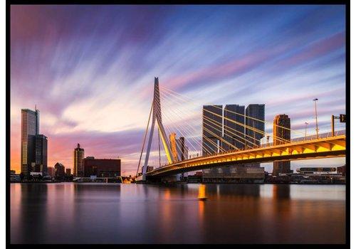 cre8design Rotterdam poster V1 50x70