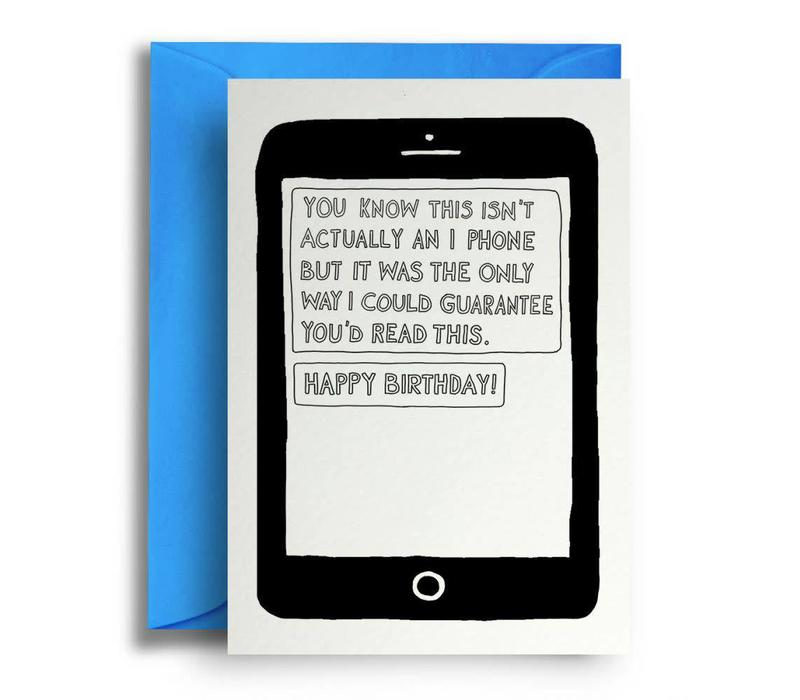 Iphone attention